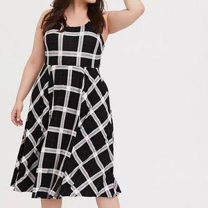 Size 1 Torrid pocket skater dress